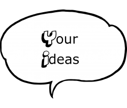 your-ideas